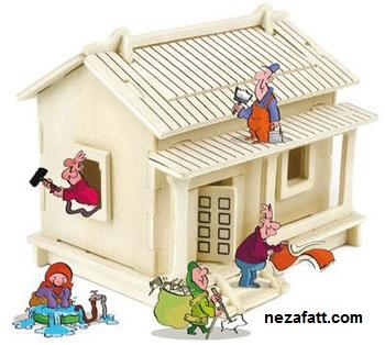 خدمات نظافت منزل باران