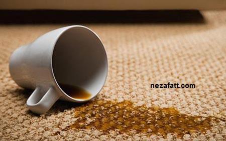 نظافت فرش